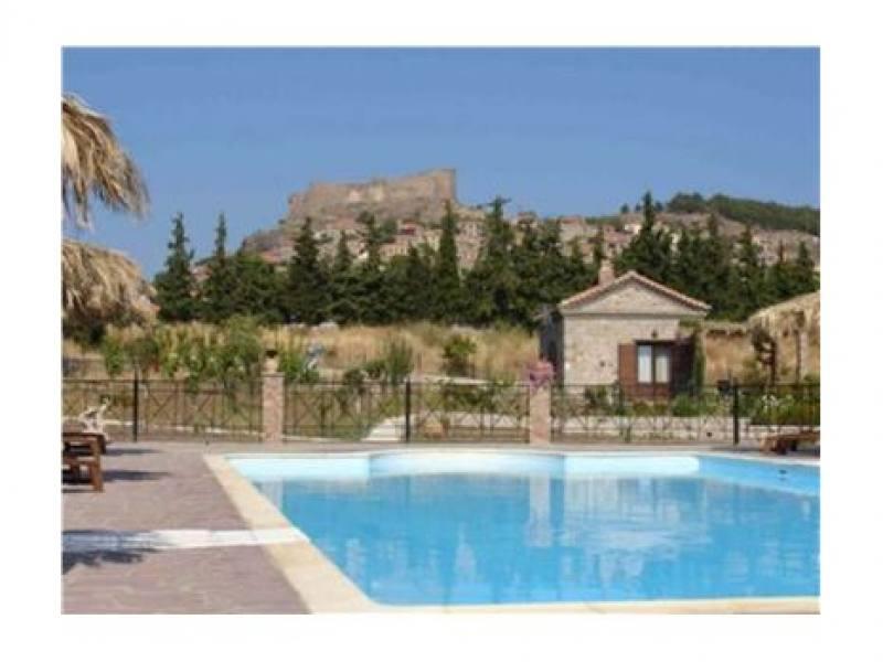 Appartementen Villas Elpiniki - Molyvos - Lesbos
